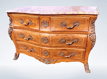 Antique Chests & Coffers