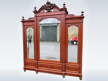 Antique Wardrobes & Bedroom Furniture