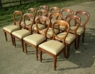 Sets Antique Dining Chairs