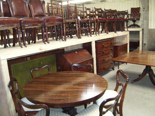 ANTIQUE OFFICE FURNITURE - Antique Office Furniture UK – Wooden Office Furniture – Elisabeth