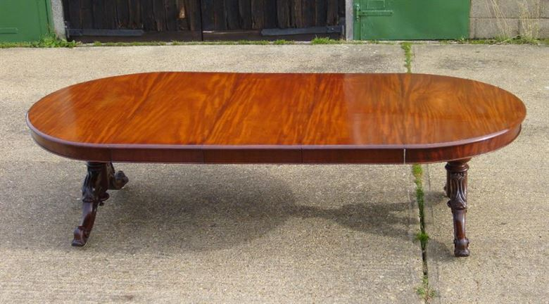 10ft Quality Large Original Victorian Antique Mahogany Dining Table Seat 14  People - 3 Metre Antiuqe Mahogany Extending Victorian Dining Table Victorian