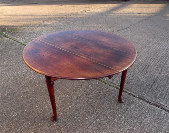 Antique furniture warehouse 18th century georgian round for Table pas large