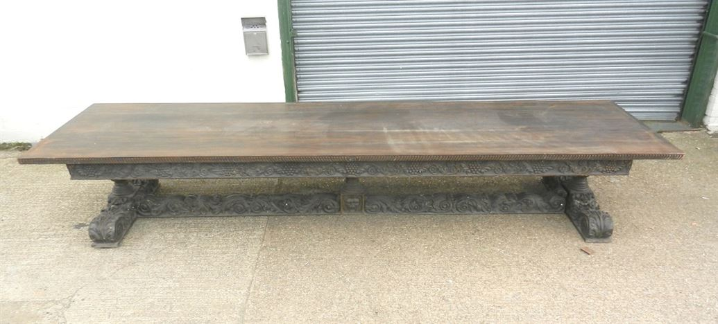 Wonderful PA Walnut Refectory Table 1328 x 600 · 241 kB · jpeg