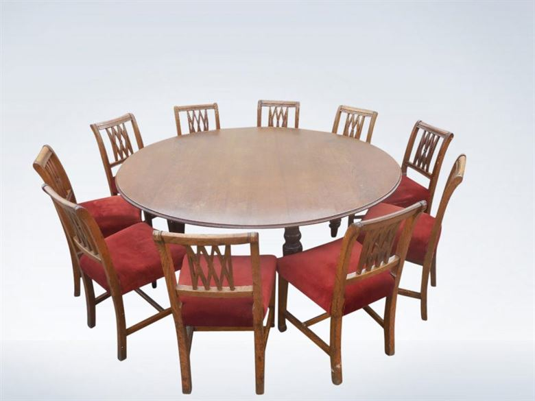 Elisabeth James Antiques Antique Furniture UK Antique Dining