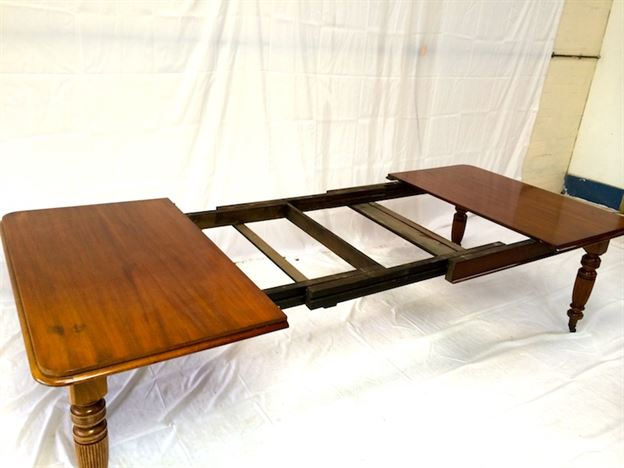Antique furniture warehouse antique tables 19th century mahogany - Antique Furniture Warehouse Large Victorian Extending