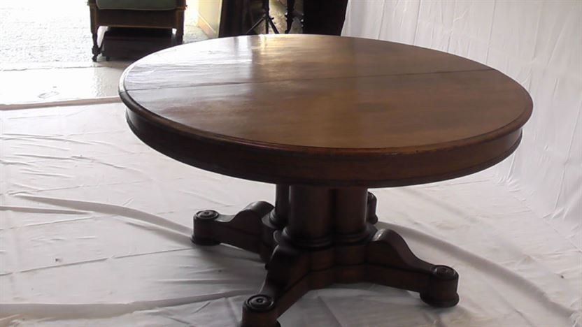 ANTIQUE FURNITURE WAREHOUSE Antique Round
