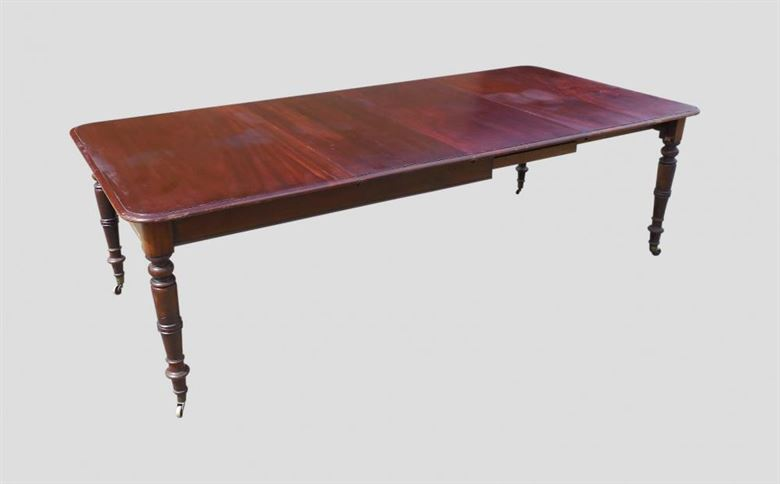 Narrow dining table narrow extending dining table antique for Dining room table narrow width