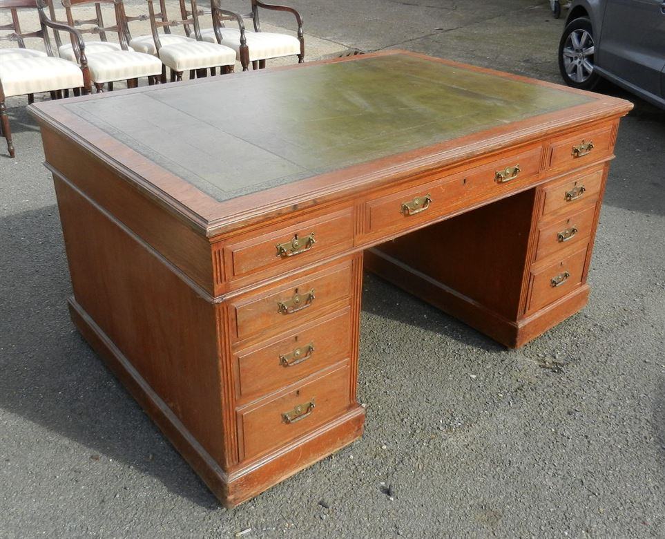 Antique Furniture Warehouse Quality Large Late 19th