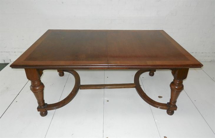 ANTIQUE WALNUT TABLES UK ANTIQUE WALNUT DINING TABLES  : antique Arts Crafts Dining Table 9ft Edwardian Walnut Extending Dining Table 34 P1 from www.elisabethjamesantiques.co.uk size 937 x 600 jpeg 50kB