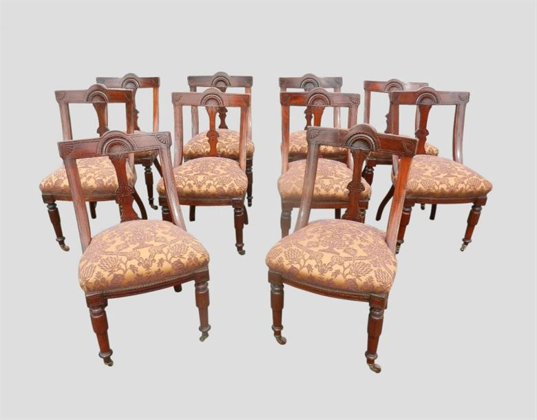 Antique Victorian Dining Chairs Antique Furniture