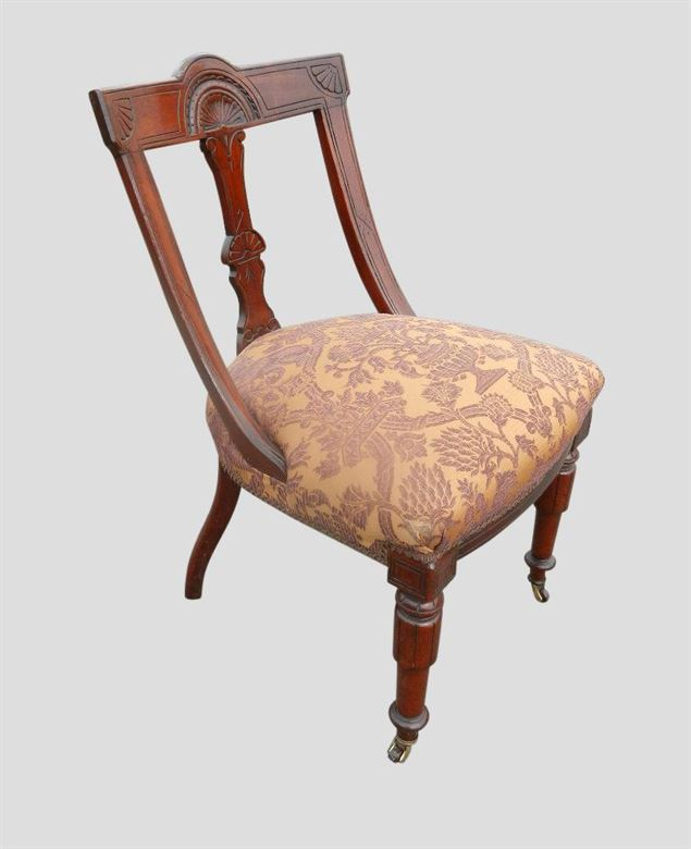 Antique victorian dining chairs - Antique Dining Chair Sets Set 10 Victorian Mahogany Spoon Back Dining Chairs