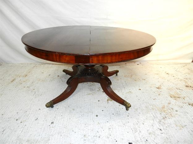 Antique Furniture Warehouse Antique Regency Round