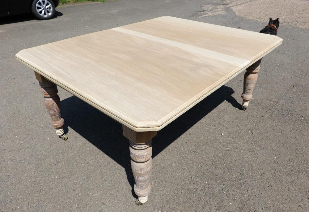 Antique Dining Tables Uk Large Genuine Antique Tables Extending And Pedestal For Sale