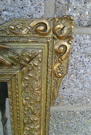 Antique Furniture Warehouse Antique French Gilt Mirror