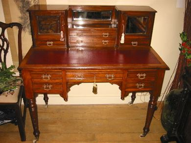 Antique Furniture Warehouse Antique Ladies Writing Desk