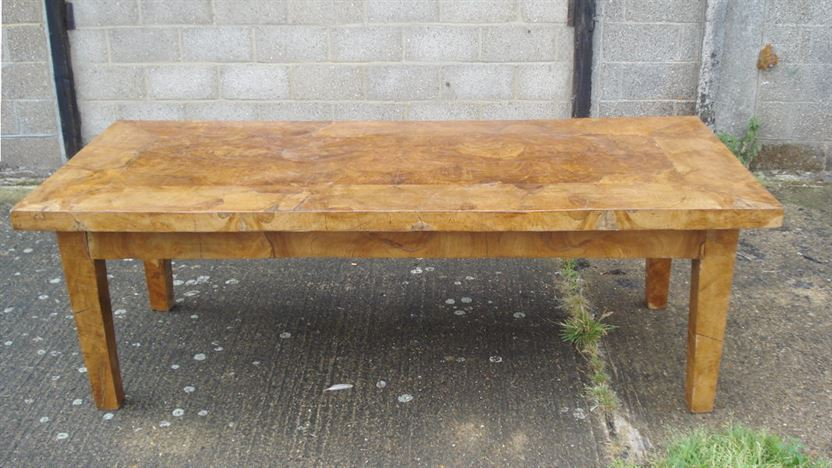 Antique furniture warehouse antique refectory table for 10 seater farmhouse table
