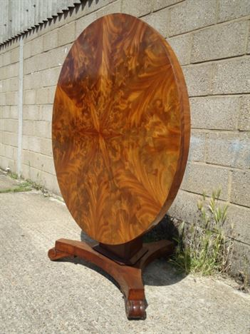 Antique Furniture Warehouse Antique Round Dining Table