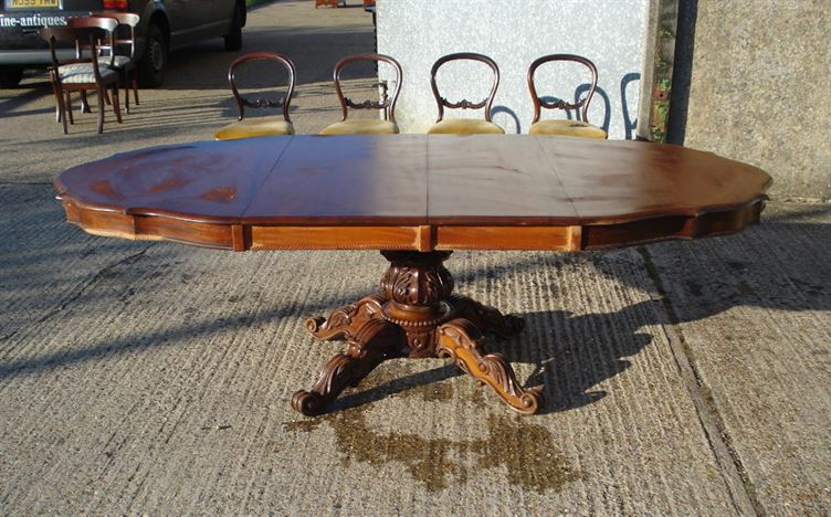 8 Ft Dining Table8 Round Table Designs Antique