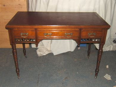 Ladies Writing Desk ~ Antique office furniture th century writing