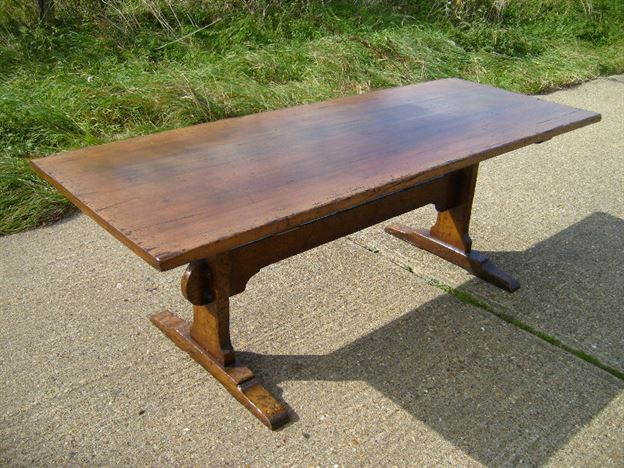ANTIQUE FURNITURE WAREHOUSE - Early English Period Antique Oak