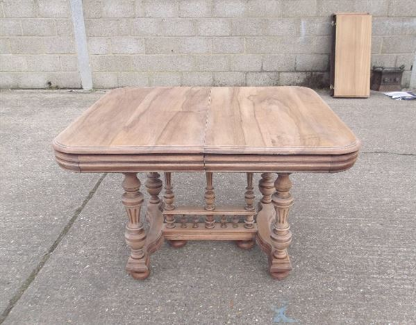 ANTIQUE FURNITURE WAREHOUSE French Antique Dining Table Large