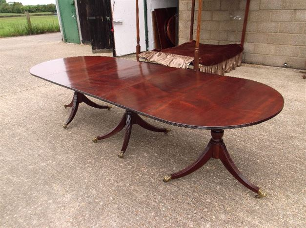 antique furniture warehouse large antique dining table 11ft