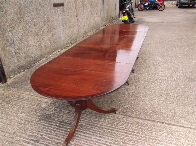 antique furniture warehouse large antique dining table 12ft
