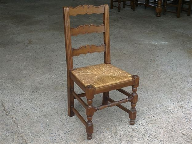 Antique Furniture Warehouse Large Set Of Antique Chairs