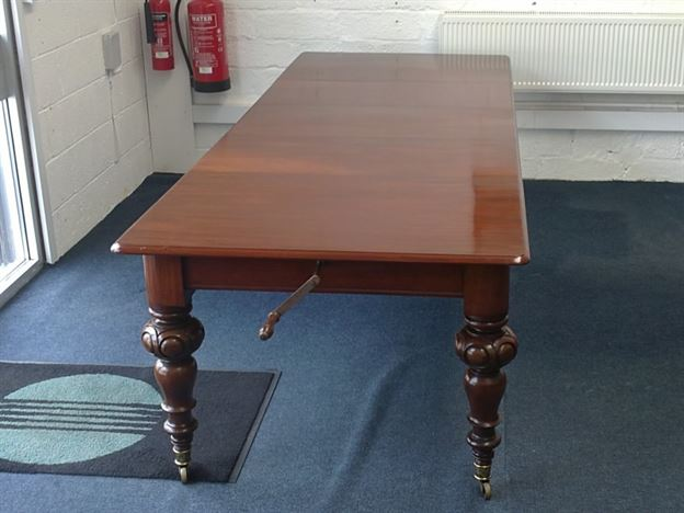 antique furniture warehouse narrow william iv mahogany