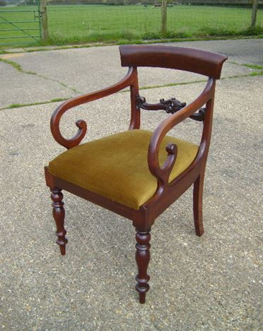 Regency Dining Chairs Uk Antique Regency Dining Chairs Antique