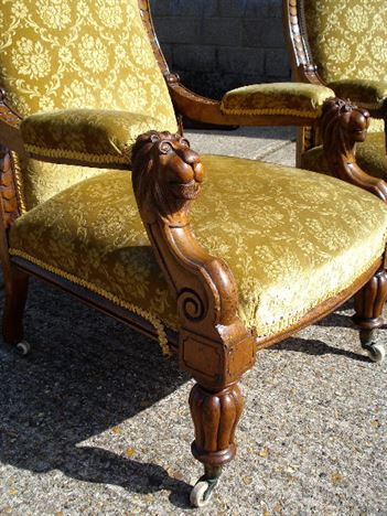 Antique Furniture Warehouse Stunning Pair Of Early