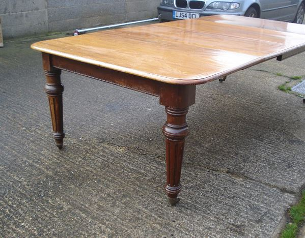 Table Late Victorian Mahogany Dining Table Extending To  : victorian mahogany dining table 8ft mid victorian mahogany extending dining table to seat 10 people 934 P2 from mattressessale.eu size 769 x 600 jpeg 138kB